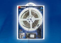 Uniel Лента светодиодная ULS-3528-60LED/m-8mm-IP54-DC12V-DW арт. 04975