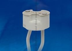 Uniel Патрон керамический GU4/GU5.3 арт. 02283