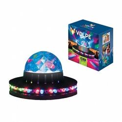 Volpe Черный Светодиодный светильник-проектор, многоцветный, 220В арт. UL-00000300