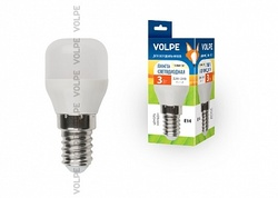 Volpe Лампа LED для холодильников LED 3W E14 3000K FR арт. UL-00000178