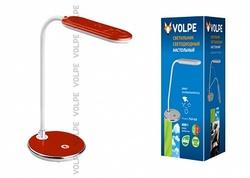 Volpe Светильник LED настольный красный арт. 10291