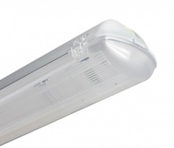 ЗСП Polar LED-76-845-27 IP65, 1279х147х108, корпус  ПК, рассеиватель пр. ПС, 1279х147х108 мм, арт. 708007627
