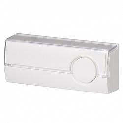 Zamel Кнопка звонковая с подсветкой 220V арт. PDJ-213/P