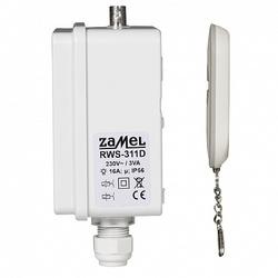 Zamel Комплект-сетевой радиовыключатель 4-канальный арт. RWS-311C/Z