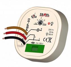 Zamel Реле импульсное 230V AC IP20 арт. PBP-03