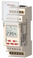 Zamel Реле времени с задержкой на вкл IP20 на DIN рейку арт. PCM-07/U