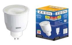 Zeon Лампа люминесцентная компактная R 9W GU10 220V холодно-белая арт. R 9W GU1042