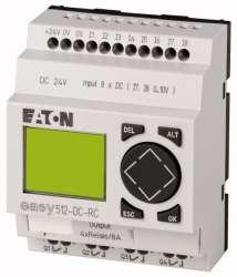 EASY512-DC-RC10 Программируемое реле MOELLER / EATON (арт.104577) арт.104577