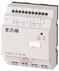 Модуль расширение , 24VDC , 1DI , 6Al- 2x ( PT100, В, мА) , 2DO , 2AO , EasyLink (EASY411-DC-ME) арт.116567