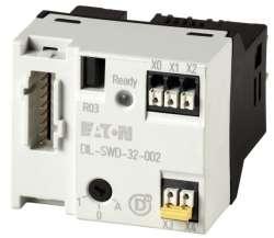 Модуль связи контакторов для системы SmartWire, режимы ручн./автомат. (DIL-SWD-32-002) арт.118561