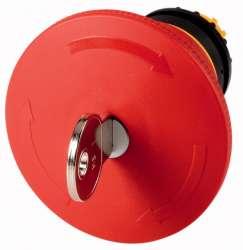 Кнопка аварийной остановки, D = 60 мм, отмена ключом, MS2-20 (M22-PVS60P-MS*) арт.121471
