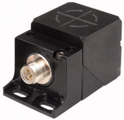 Индуктивный датчик, DC, кубический 40мм, пластик, M12 (E52Q-DL30UAD01) арт.135809
