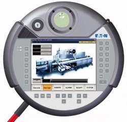 Панель , мобильный, 24VDC, 6,5 дюйма, TFT цветной , Ethernet, RS232 , ключи (XVM-410-65TVB-1-11) арт.139997
