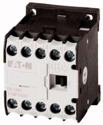 Миниконтактор 9А, управляющее напряжение 240В, 4 полюса, категория применения AC-3, АС4 (DILEM4(240V50HZ)) арт.14305