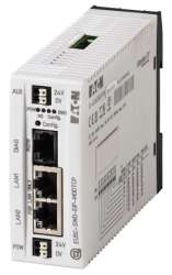 EATON EU5C-SWD-EIP-MODTCP Шлюз SWD Ethernet / MODBUS , Ethernet / IP , Modbus TCP, 99 компонентов арт.153163