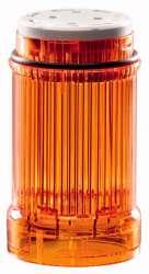 Световой модуль, интенсивный стробирующий свет, янтарный, 24 В, повышенная яркость, 40 мм (SL4-FL24-A-M) арт.171378