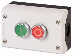 M22-I2-M1 Две кнопки в корпусе MOELLER / EATON (арт.216529) арт.216529