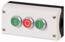 M22-I3-M1 Три кнопки в корпусе MOELLER / EATON (арт.216532) арт.216532