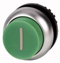Головка кнопки выступающая без фиксации, цвет зеленый (M22-DH-G-X1) арт.216657