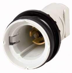 Сигнальная лампа без светодиодного элемента, патрон BA 9s, дляламп до 2.4 Вт, без линзы (M22-LC-X) арт.216912