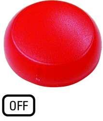 Линза для сигнальных ламп, выступающая белая , ON (M22-XL-R-GB5) арт.218420