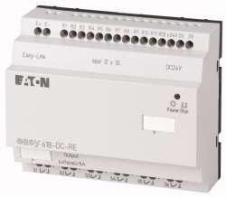 EASY618-DC-RE Модуль расширения Вх/Вых MOELLER / EATON (арт.232112) арт.232112