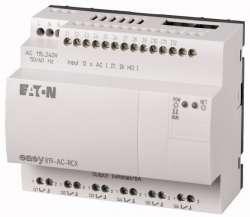 Программируемое реле 100-240V AC, цифровые, 12 DI, 6DO, реле 10А, часы реального времени (EASY819-AC-RCX) арт.256268