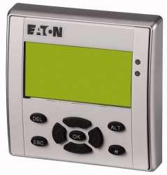 Дисплей, 80 мм , 132x64Pixel , монохромный , IP65, с кнопкам + логотип Eaton (MFD-80-B) арт.265251