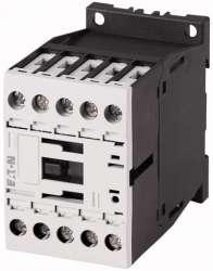 Вспомогательное реле 4А, управляющее напряжение 42В (АС), контакты 4НО, категория применения AC-15 (DILA-40(42V50HZ,48V60HZ)) арт.276325