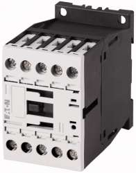 Вспомогательное реле 4А, управляющее напряжение 24В (АС), контакты 3НО+1НЗ, категория применения AC-15 (DILA-31(24V50HZ)) арт.276351