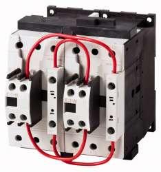 Реверсивная комбинация 40А, управляющее напряжение 110В (AC) (DIULM40/11(110V50HZ,120V60HZ)) арт.278208