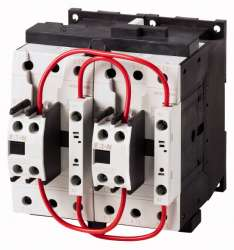 Реверсивная комбинация 50А, управляющее напряжение 230В (AC) (DIULM50/11(230V50HZ,240V60HZ)) арт.278236