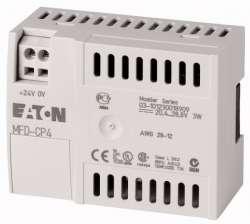 Коммуникационный модуль / питание для выносного дисплея , 24VDC , easy/EC4P/ES4P (MFD-CP4) арт.280888