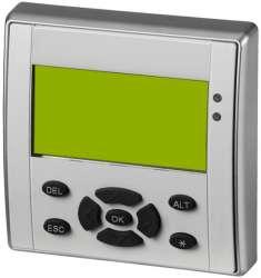 Дисплей, 80 мм , 132x64Pixel , монохромный , IP65, с кнопками + без логотипа (MFD-80-B-X) арт.284905