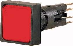 Световой индикатор , выступающий , цвет красный (Q25LH-RT) арт.86241