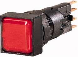 Световой индикатор , плоский , цвет красный (Q18LF-RT) арт.88387