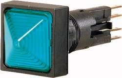 Световой индикатор , выступающий , синяя лампа , 24В (Q18LH-BL/WB) арт.88424