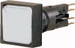 Световой индикатор , выступающий , белый, Лампа накаливания, 24 В (Q18LH-WS/WB) арт.88535