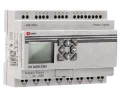 Программируемое реле 20 в/в с диспл. 230В PRO-Relay EKF PROxima