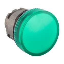 Линза для лампы зеленая XB4 EKF PROxima