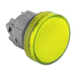 Линза для лампы желтая XB4 EKF PROxima