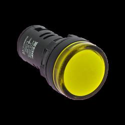 Матрица светодиодная AD16-16HS желтая 24 В DC (16мм) EKF PROxima