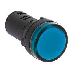 Матрица светодиодная AD16-22HS синяя 24В DC EKF PROxima