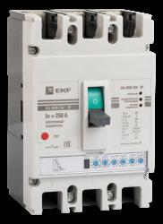 Выключатель автоматический ВА-99М 400/400А 3P 65кА с электронным расцепителем EKF PROxima