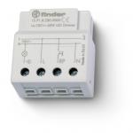 FINDER Электронный диммер для светодиодных ламп; 50Вт; плавное диммирование; питание 230В АC; монтаж в коробке(арт.159182300000)