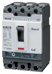 TD100N (50kA) FTU 20A 3P3T Автоматический выключатель (арт.102000200)