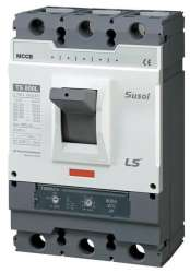 TS800N (65kA) ETS43 630A 3P3T Автоматический выключатель (арт.0111002000)