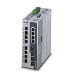 Phoenix contact 1026922 FL SWITCH 4004T-8POE-4SFP Промышленный коммутатор