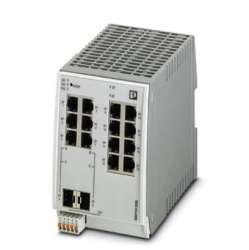 Phoenix contact 1031683 FL SWITCH 2314-2SFP PN Промышленный коммутатор