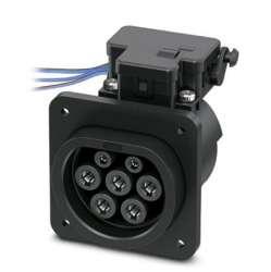 Phoenix contact 1405215 EV-T2M3SE24-3AC20A-0,7M2,5E10 Сетевая зарядная розетка